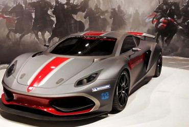 Meet 800 Horse Power Hussarya Arrinera Super Car