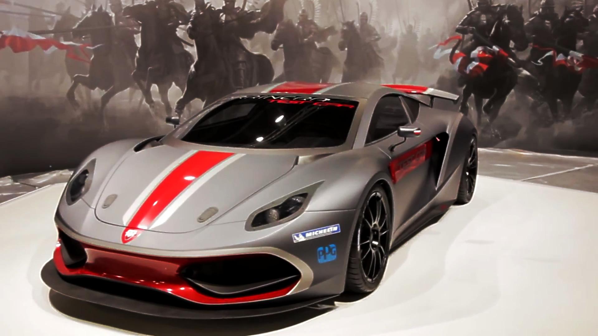 Meet 800 Horse Power Hussarya Arrinera Super Car