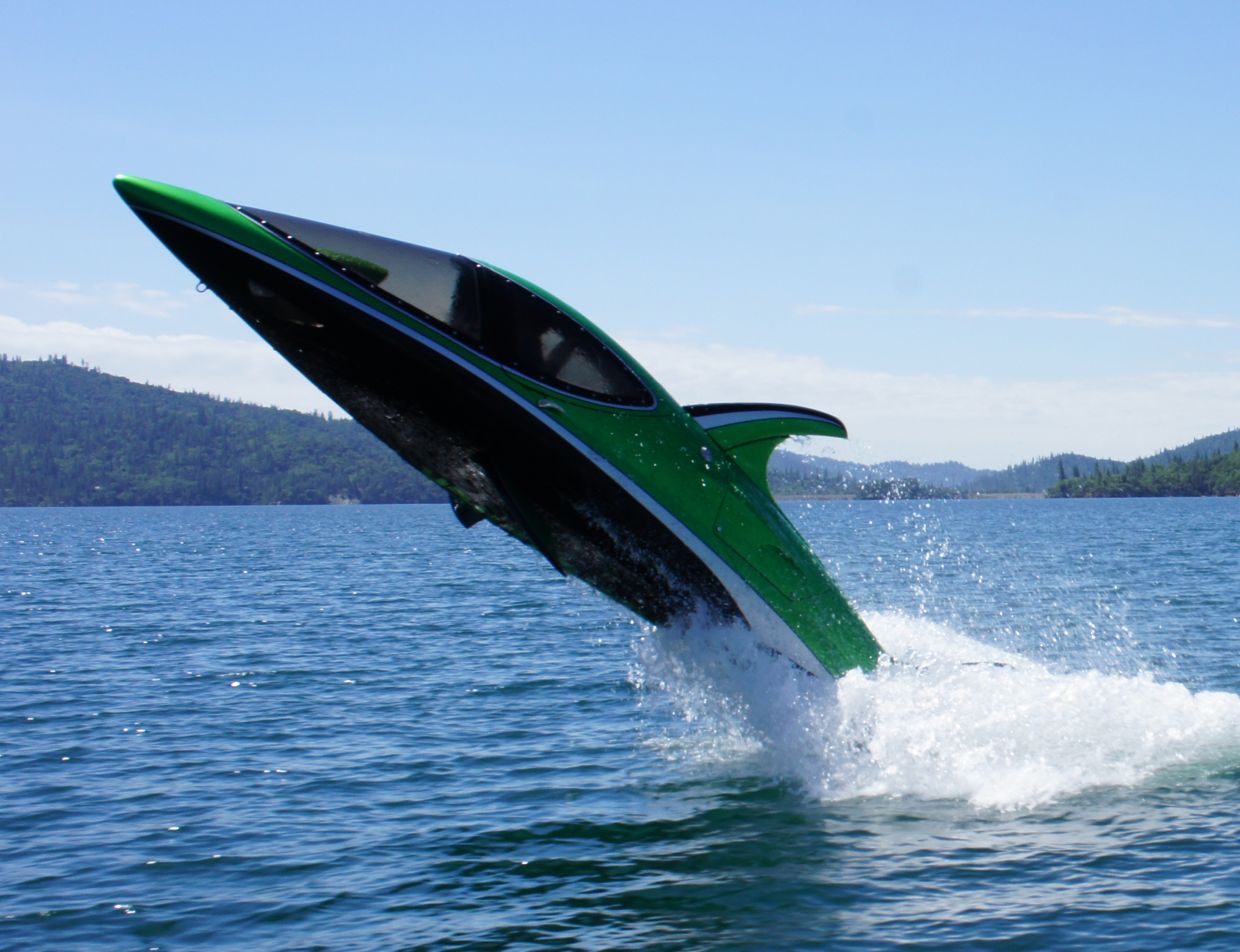 Seabreacher A Submersible Water Jet Ski Water Craft