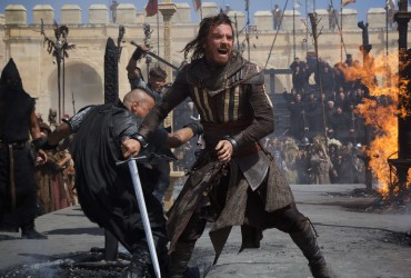 Assassin's Creed: The Movie. Filming Completed.