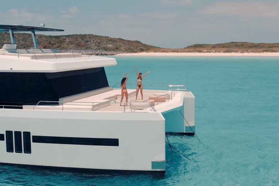 Bahamas Trip 2019 by Sunreef Yachts