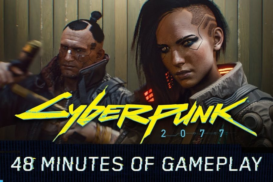 Cyberpunk 2077 48-minute gameplay