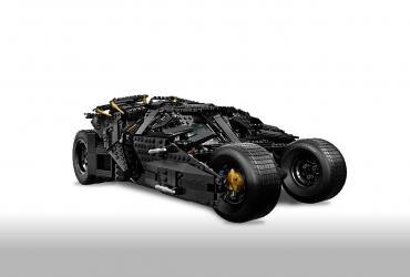 LEGO: The Tumbler