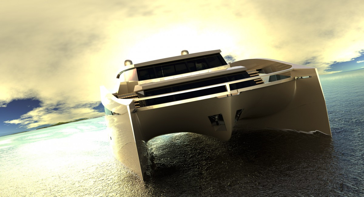 115 Sunreef Power Mega Yacht
