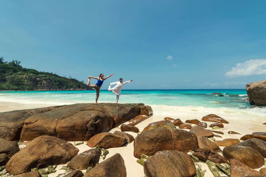 Featured Hotel: Four Seasons Seychelles