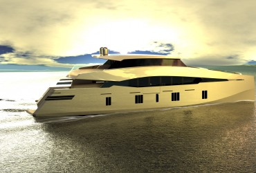 Sunreef Yachts Presents the 115 Sunreef Power Mega Catamaran