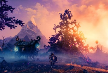 Trine 3 The Artifacts of Power Video Game