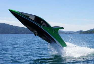 Seabreacher – A Submersible Water Jet Ski Water Craft
