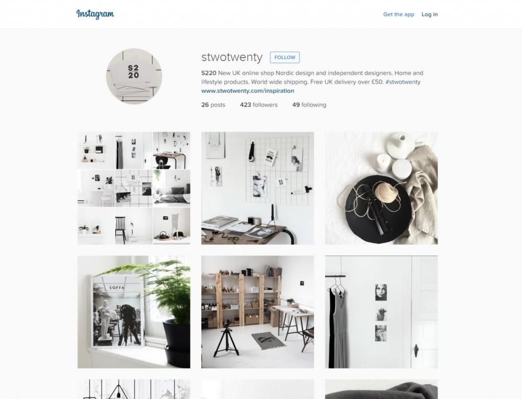 Nordic Design - S2 20 - stwotwenty
