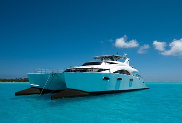 Featured Yacht Manufacturer: Sunreef Yachts