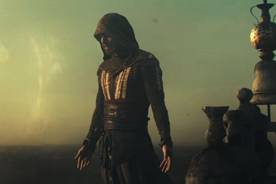 Assassin's Creed Movie Trailer 2016