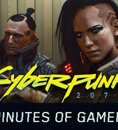 Cyberpunk 2077 48-minute walkthrough gameplay